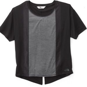 The North Face | Black Determination Mesh Shirt
